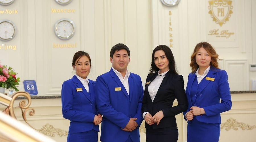 Plaza Hotel Bishkek-77 of 98 photos
