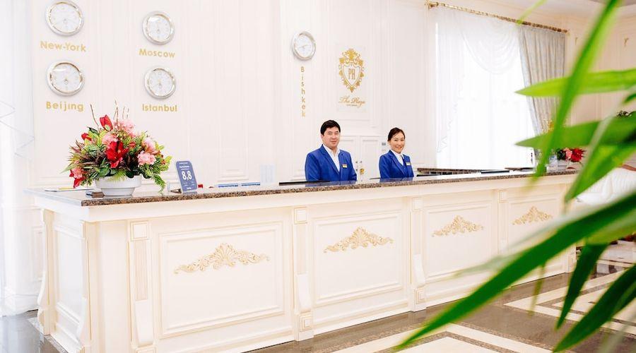 Plaza Hotel Bishkek-67 of 98 photos