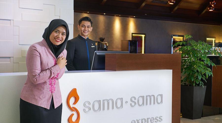 Sama-Sama Express KLIA Airside Transit Hotel-2 of 33 photos