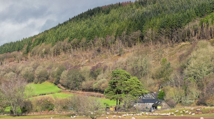 YHA Brecon Beacons Danywenallt - Hostel-16 of 26 photos