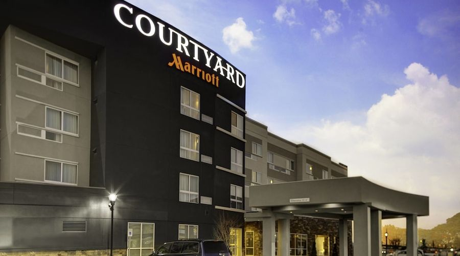 Courtyard by Marriott New Orleans Westbank/Gretna-37 of 38 photos