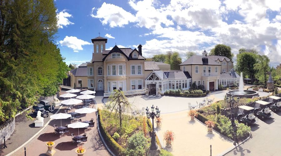Tullyglass House Hotel-1 of 50 photos