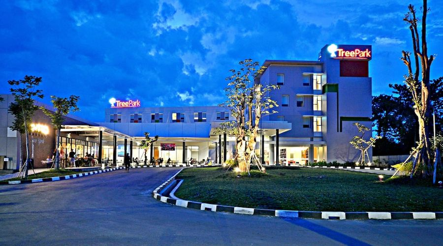 Treepark Hotel Banjarmasin-18 of 18 photos