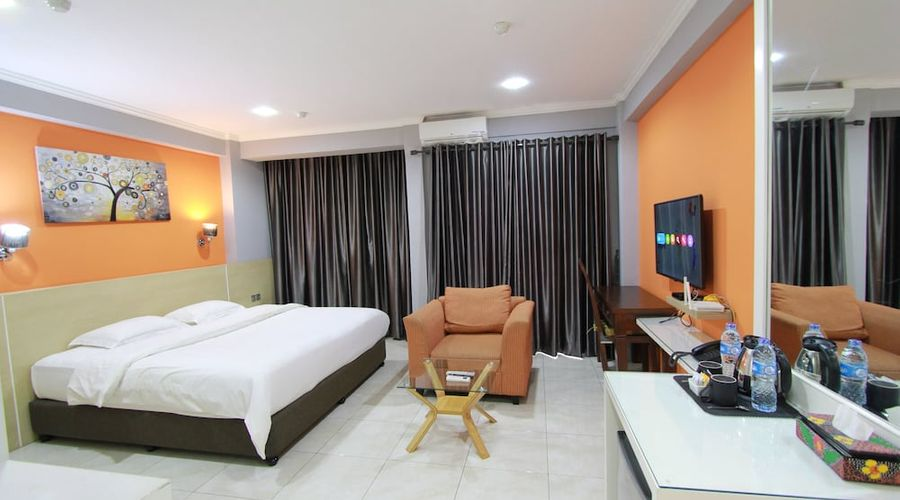 Fastrooms Bekasi Hotel-10 of 41 photos
