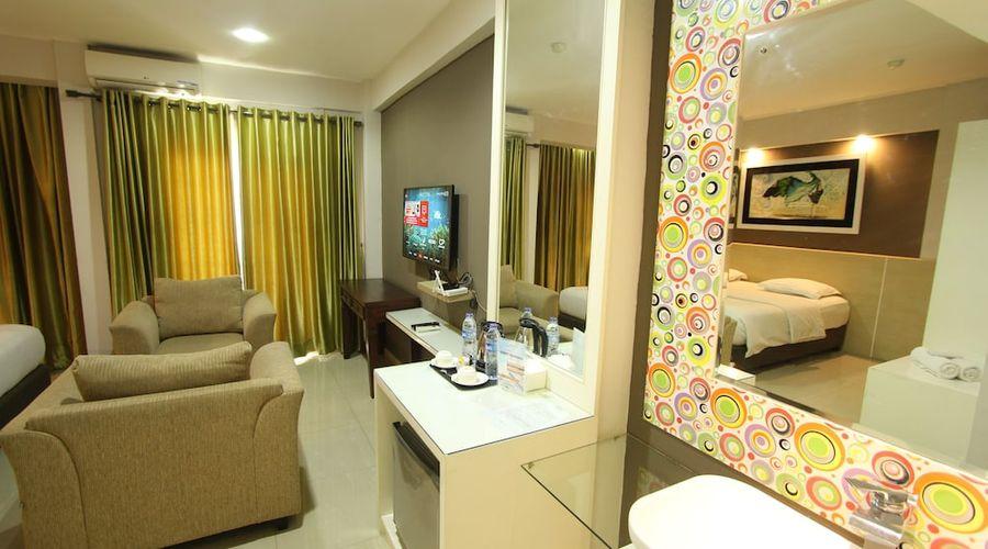 Fastrooms Bekasi Hotel-35 of 41 photos