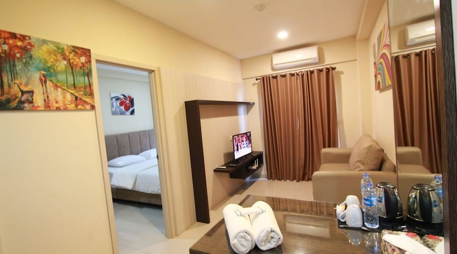 Fastrooms Bekasi Hotel-14 of 41 photos