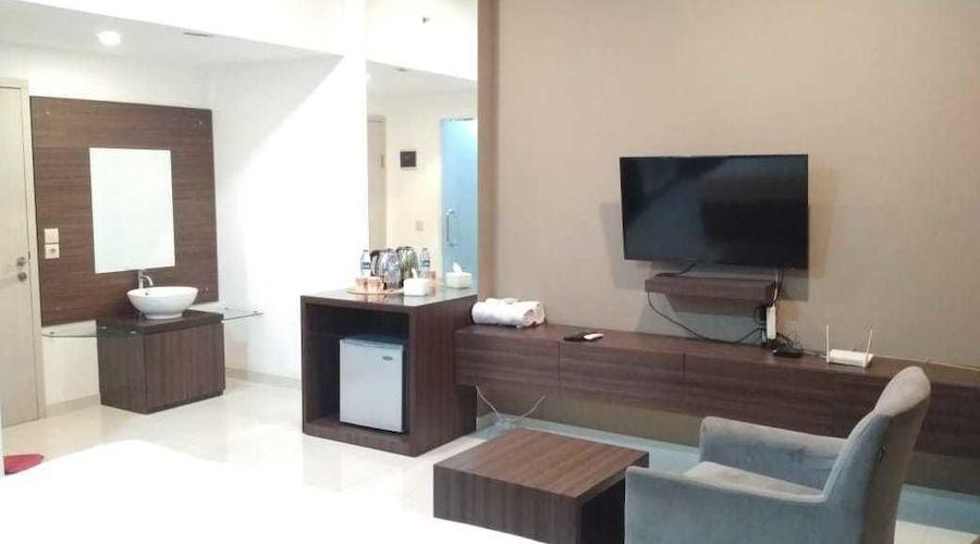 Fastrooms Bekasi Hotel-19 of 41 photos