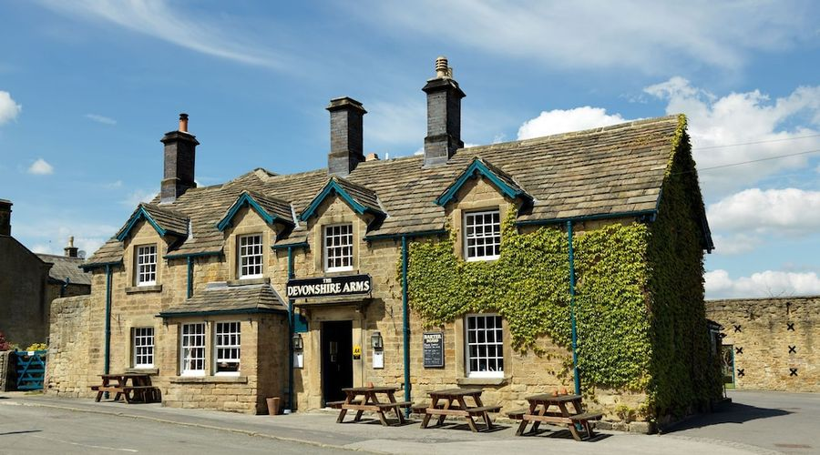 The Devonshire Arms at Pilsley-22 of 27 photos