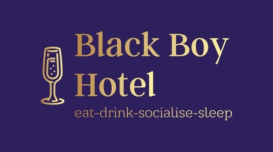 The Black Boy Hotel-1 of 60 photos