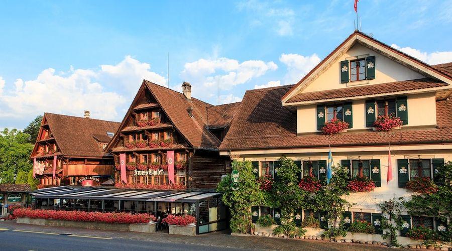 Swiss-Chalet Lodge – Swiss-Chalet Merlischachen-21 of 23 photos