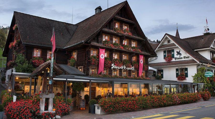 Swiss-Chalet Lodge – Swiss-Chalet Merlischachen-2 of 23 photos
