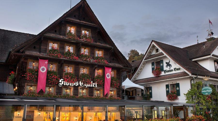 Swiss-Chalet Lodge – Swiss-Chalet Merlischachen-22 of 23 photos