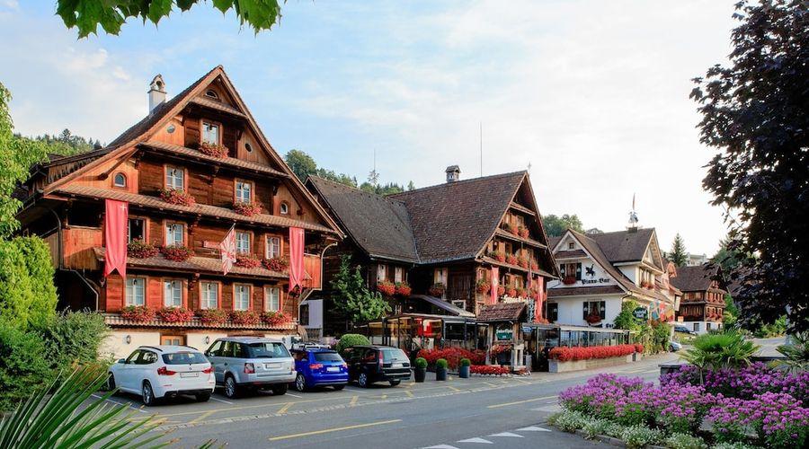 Swiss-Chalet Lodge – Swiss-Chalet Merlischachen-20 of 23 photos