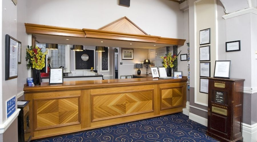 Book The Burlington Hotel, Eastbourne - Best Price on Almosafer