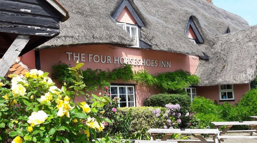 The Four Horseshoes-1 of 39 photos