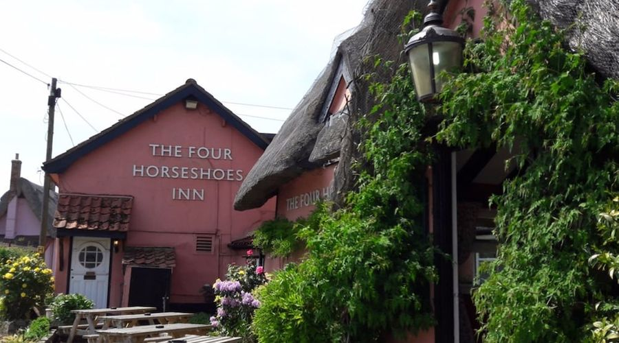 The Four Horseshoes-39 of 39 photos