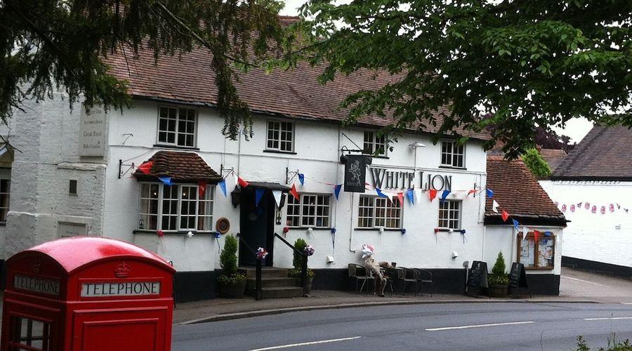 The White Lion Inn-1 of 33 photos