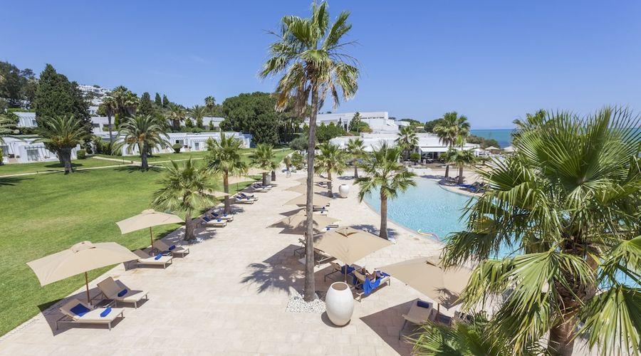 Movenpick Hotel Gammarth Tunis-75 of 75 photos