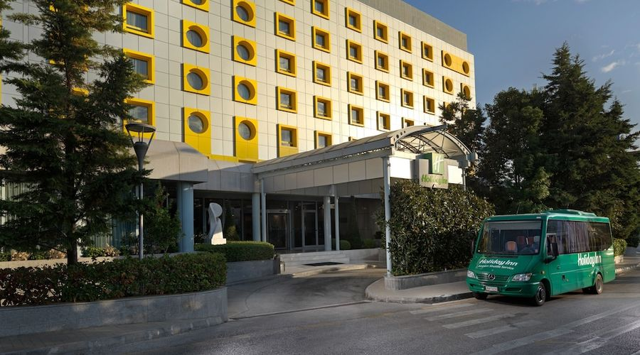 Holiday Inn Athens Attica Av. Airport West-36 of 58 photos
