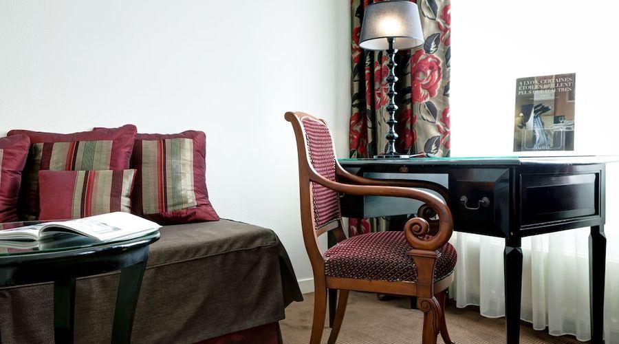 Hôtel Axotel Lyon Perrache-12 of 33 photos