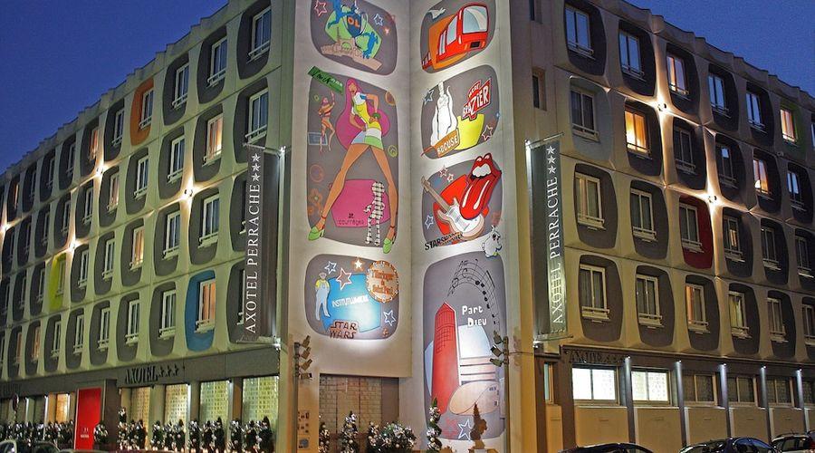 Hôtel Axotel Lyon Perrache-33 of 33 photos