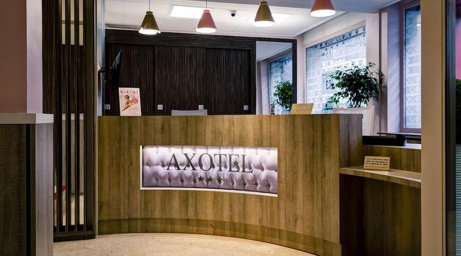 Hôtel Axotel Lyon Perrache-2 of 33 photos