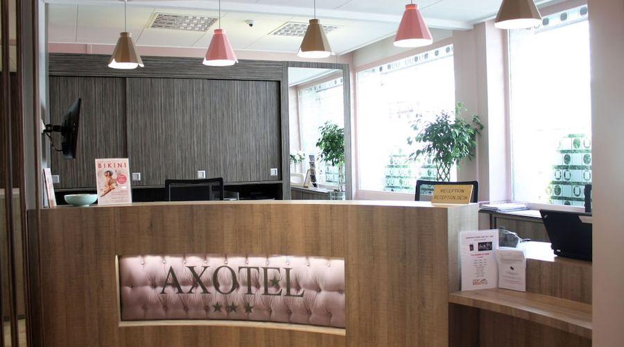 Hôtel Axotel Lyon Perrache-1 of 33 photos