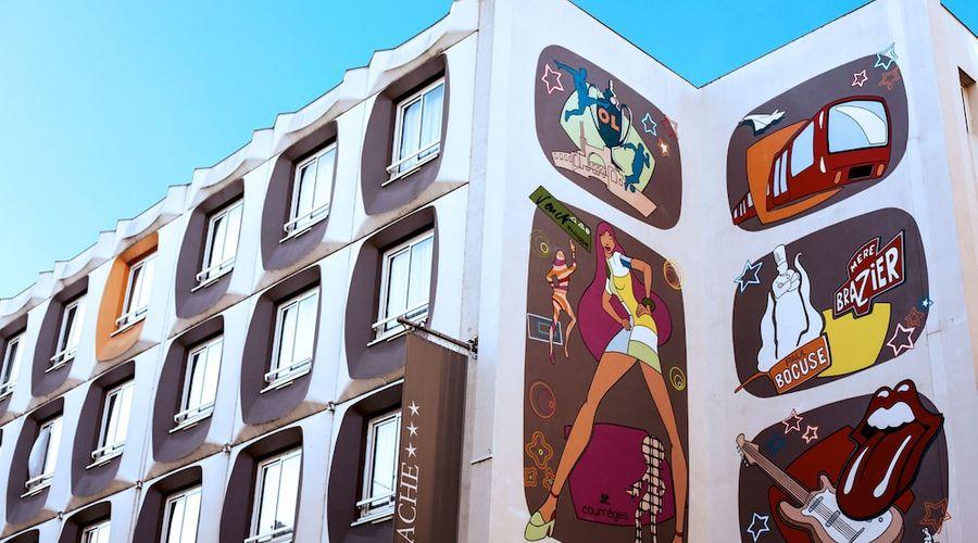 Hôtel Axotel Lyon Perrache-32 of 33 photos