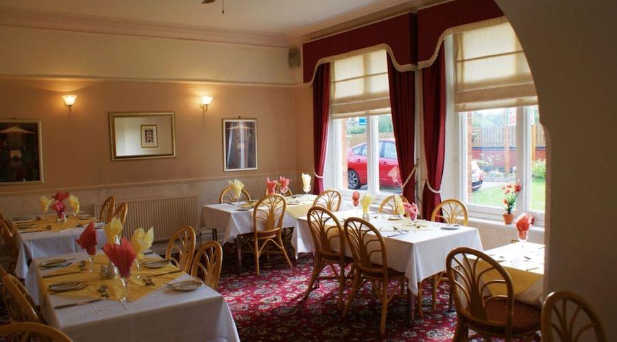 Quorn Lodge Hotel-17 of 24 photos