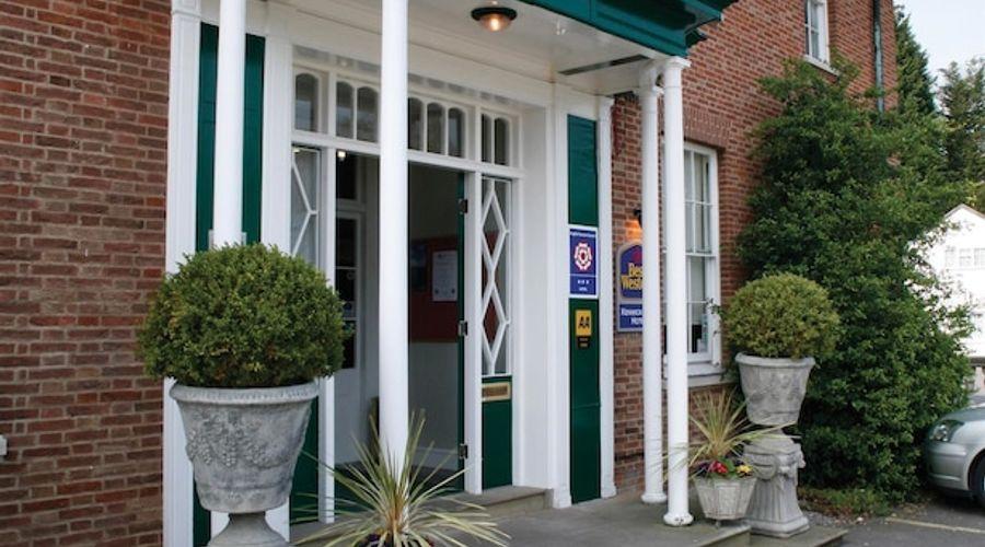Best Western Kenwick Park Hotel-111 of 193 photos