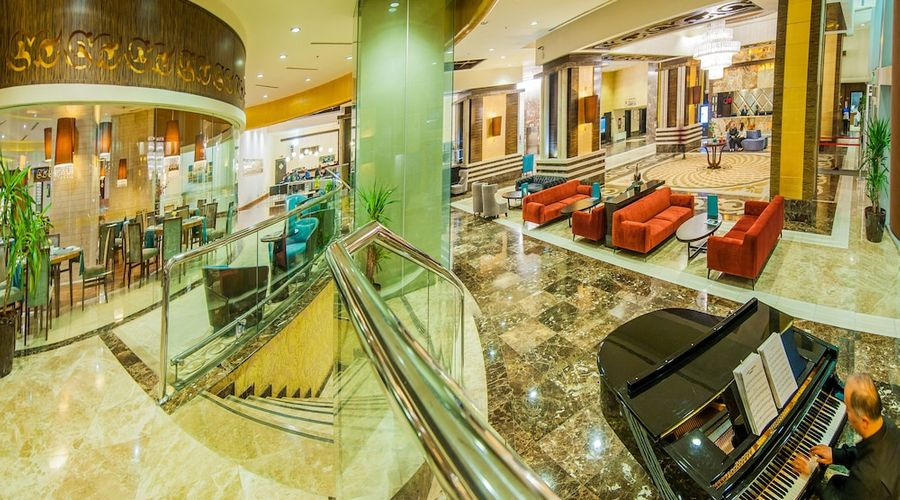 Dedeman Konya Hotel And Convention Center-1 of 65 photos