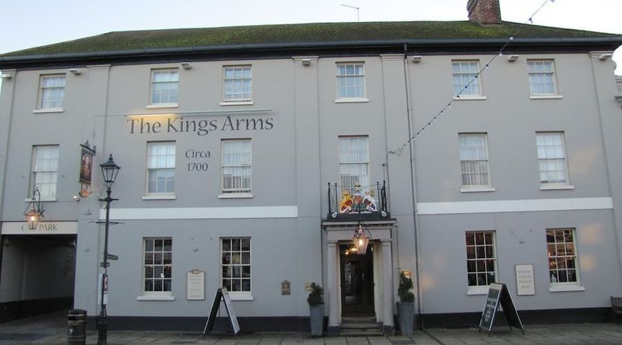 Kings Arms Hotel Westerham-30 of 31 photos