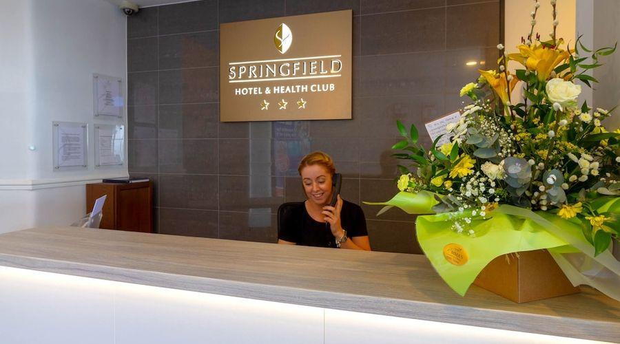 Springfield Hotel & Health Club-2 of 52 photos