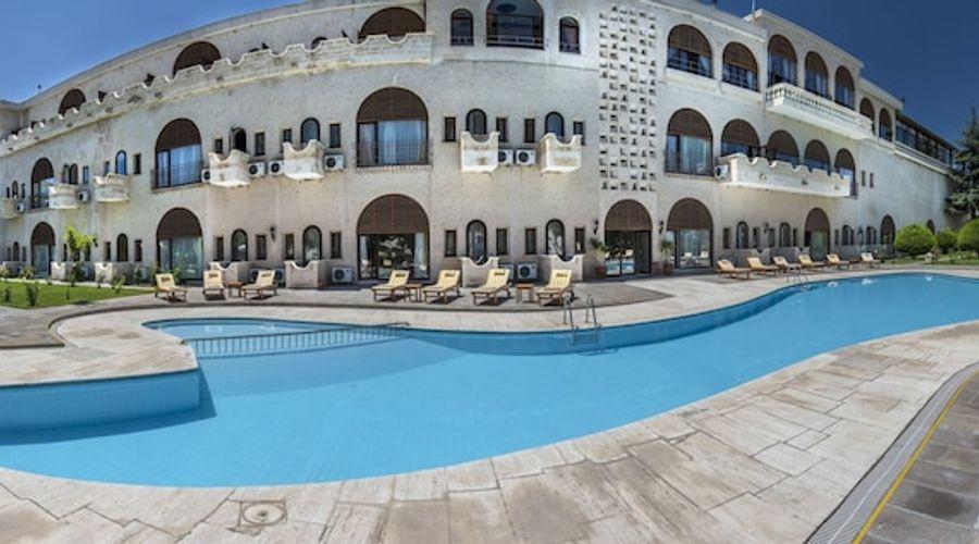 Uchisar Kaya Hotel - Special Class-29 of 59 photos