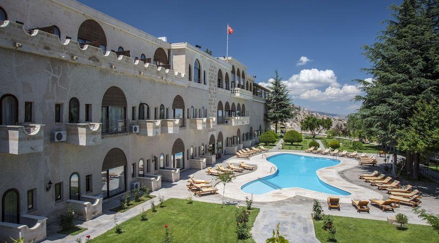 Uchisar Kaya Hotel - Special Class-28 of 59 photos