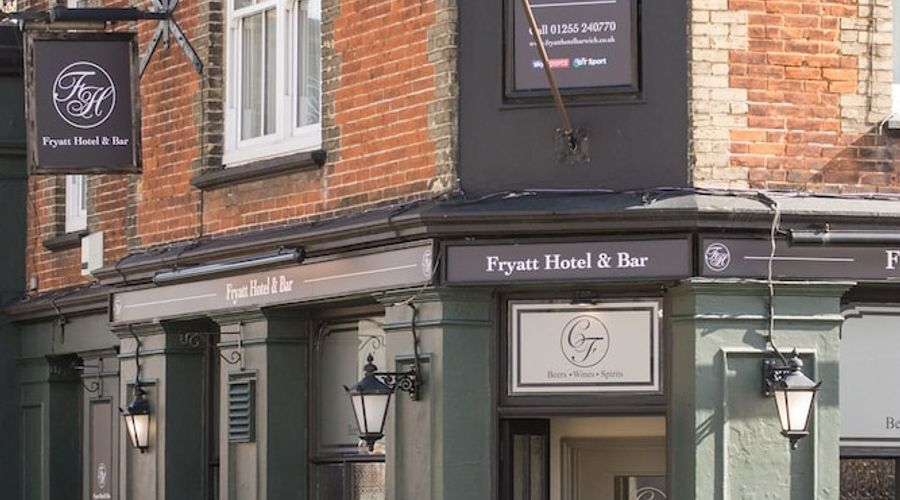 Fryatt Hotel & Bar-15 of 15 photos