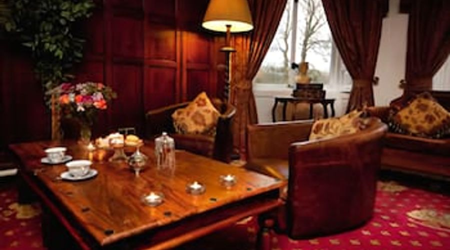 Shieldhill Castle Hotel-20 of 25 photos