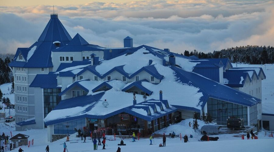 Bof Hotels Uludag Ski & Convention Resort - All Inclusive-74 of 81 photos