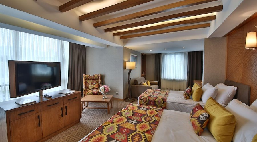 Bof Hotels Uludag Ski & Convention Resort - All Inclusive-76 of 81 photos
