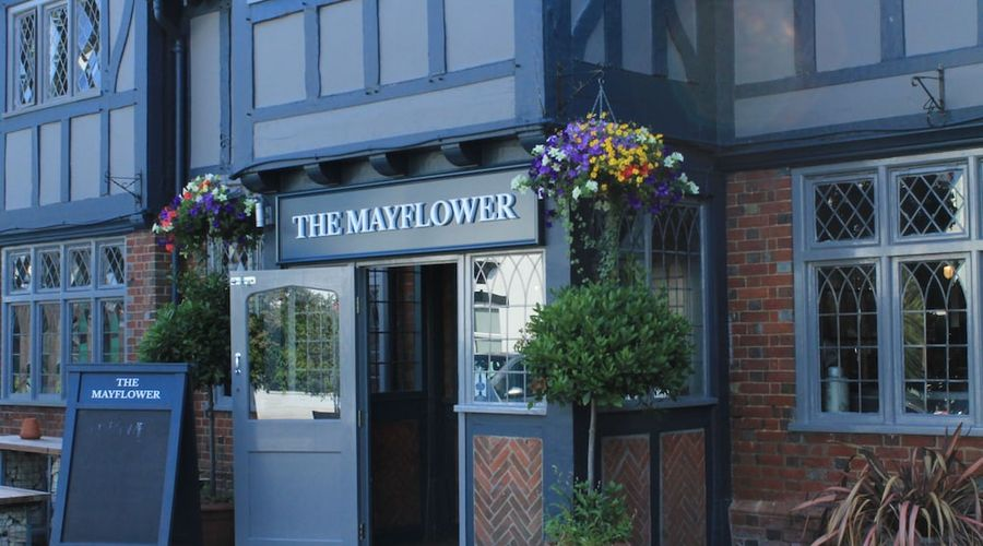 The Mayflower-29 of 33 photos