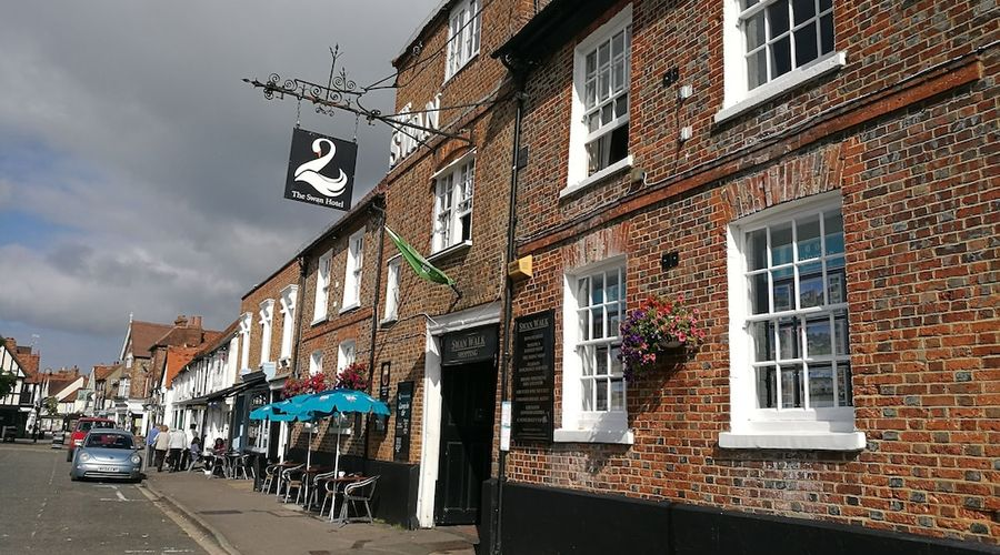 The Swan Hotel Thame-1 of 15 photos