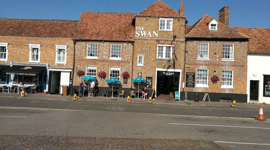 The Swan Hotel Thame-13 of 15 photos