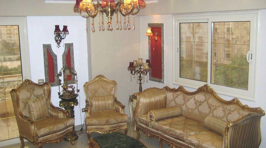 شقة فاخرة مفروشة بالكامل-4 من 9 الصور