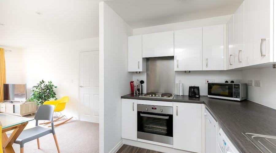 Hertford Serviced Apartments (Peymans)-11 of 28 photos