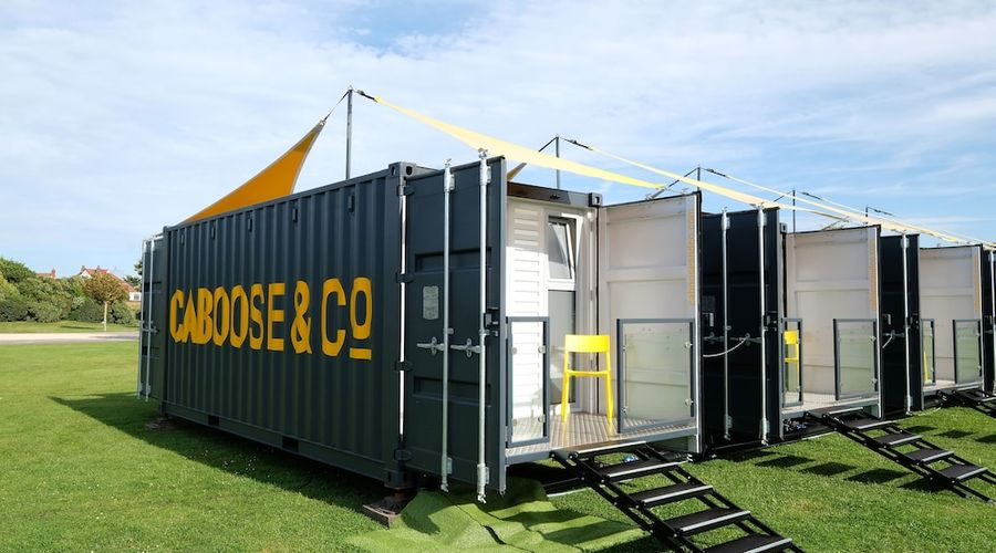 Caboose & Co - at The Hay Festival-13 of 17 photos