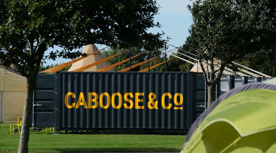 Caboose & Co - at The Hay Festival-16 of 17 photos