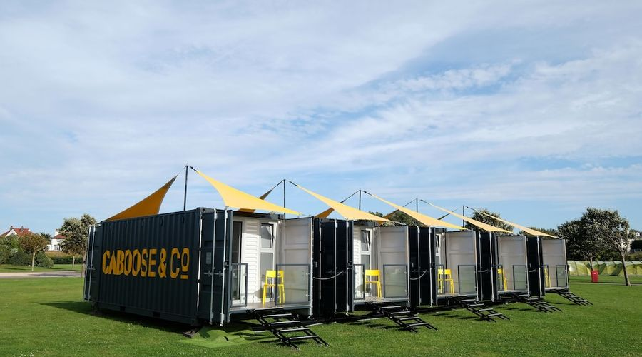 Caboose & Co - at The Hay Festival-10 of 17 photos