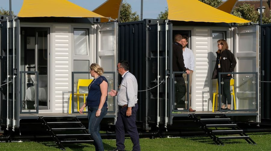 Caboose & Co - at The Hay Festival-17 of 17 photos