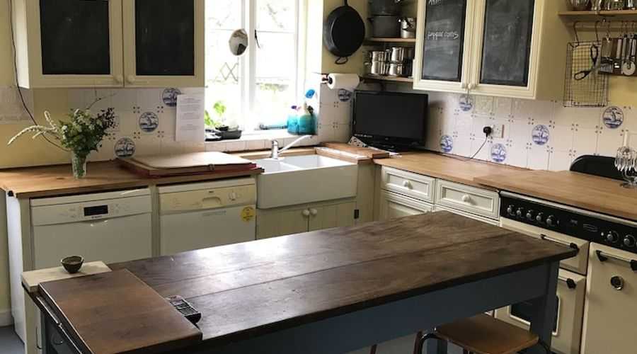 Lower Buckton Country House - Sleeps 10-18 of 42 photos