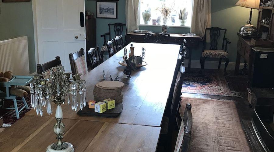 Lower Buckton Country House - Sleeps 10-15 of 42 photos
